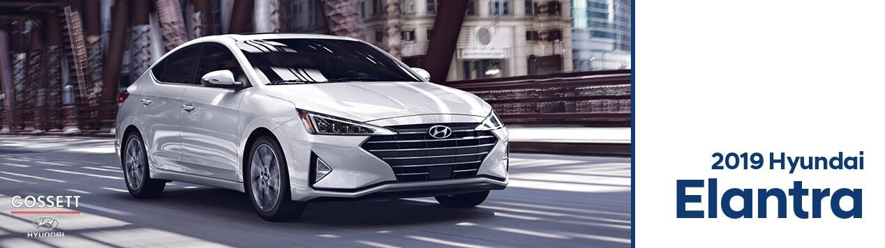 2019 Hyundai Elantra | Gossett Hyundai | Memphis, TN