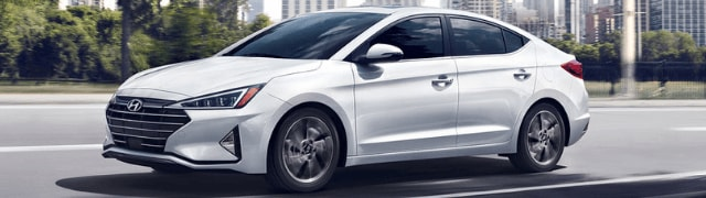2019 Hyundai Elantra at Gossett Hyundai in Memphis, TN