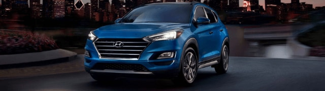 2019 Hyundai Tucson at Gossett Hyundai in Memphis, TN