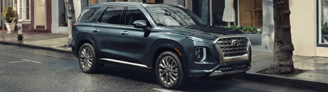 2020 Hyundai Palisade at Gossett Hyundai South in Memphis, TN