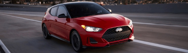 2019 Hyundai Veloster at Gossett Hyundai South in Memphis, TN