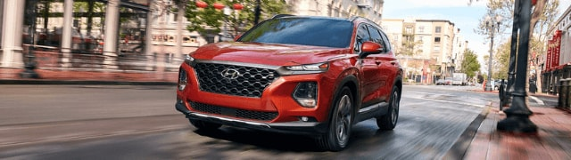 2019 Hyundai Santa Fe at Gossett Hyundai South in Memphis, TN