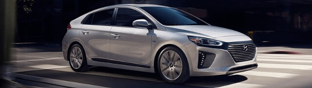 2019 Hyundai Ioniq Hybrid at Gossett Hyundai South in Memphis, TN