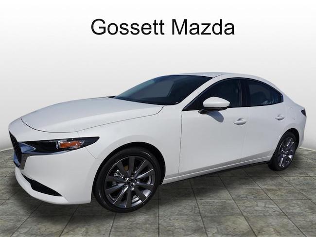2019 Mazda Mazda3 Preferred Package Sedan
