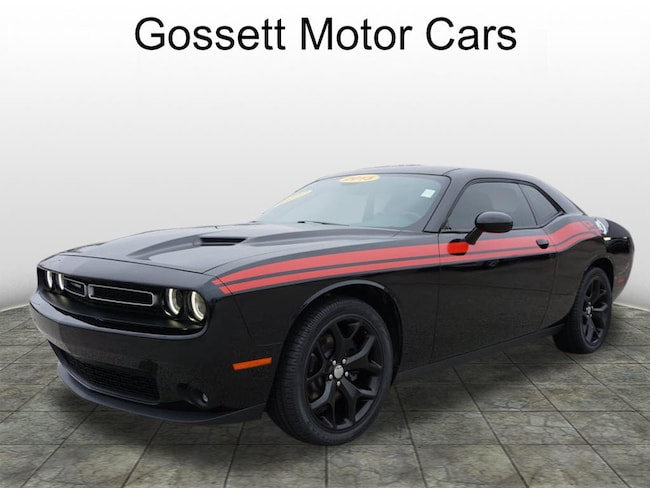 2015 Dodge Challenger SXT Plus SXT Plus  Coupe