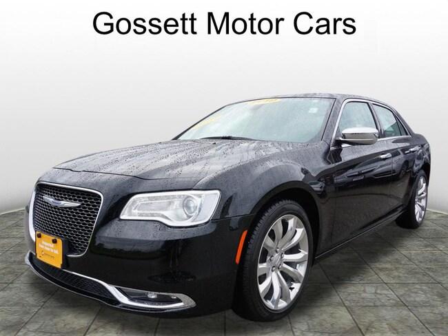 2019 Chrysler 300 Limited Limited  Sedan