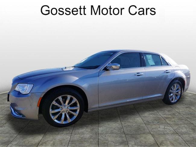 2018 Chrysler 300 Limited AWD Limited  Sedan