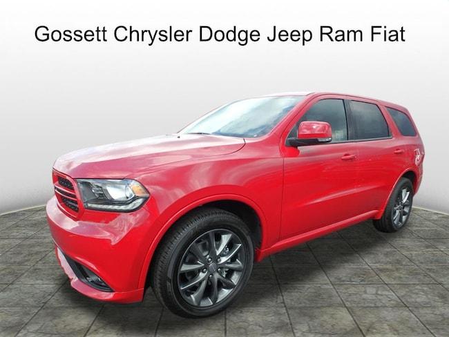 2018 Dodge Durango GT RWD Sport Utility