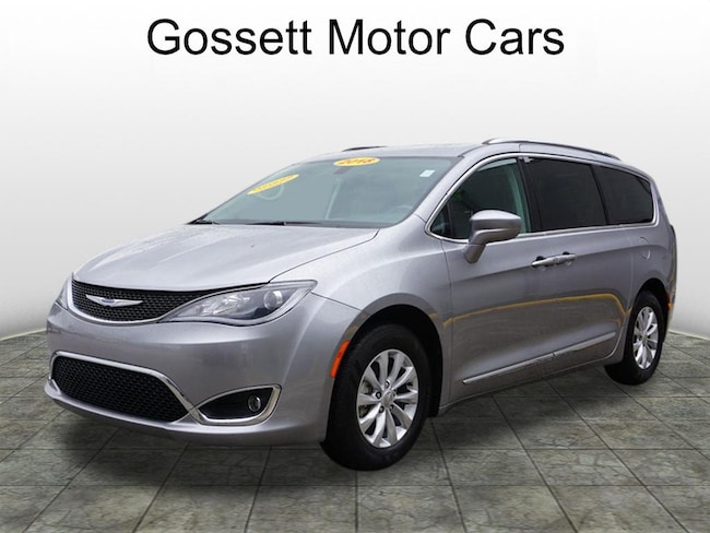2018 Chrysler Pacifica Touring L Plus Touring L Plus  Mini-Van
