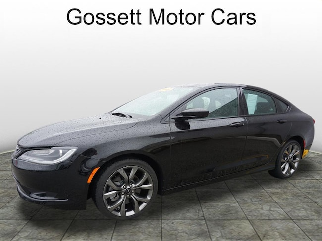 2016 Chrysler 200 S S  Sedan
