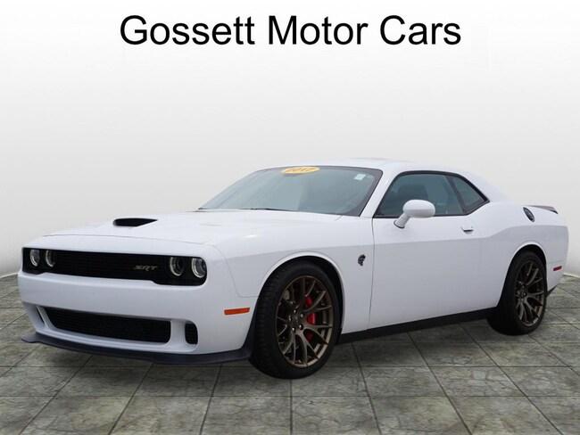2017 Dodge Challenger SRT Hellcat SRT Hellcat  Coupe