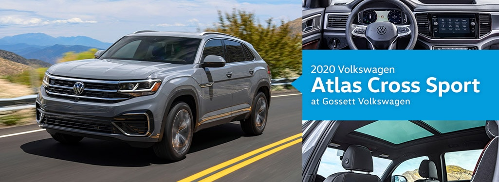 2020 Volkswagen Atlas Cross Sport in Memphis, TN