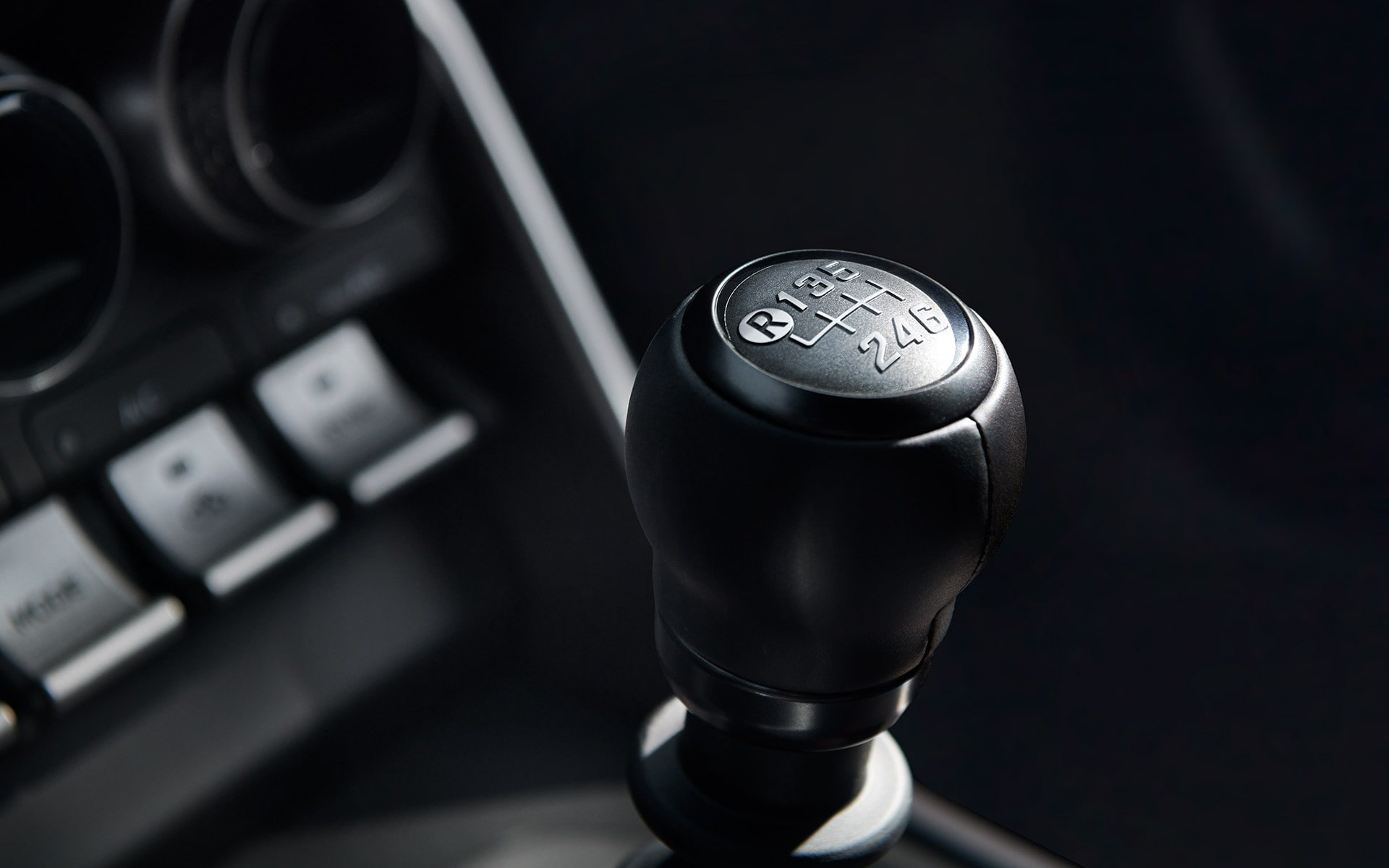 2022 Subaru BRZ manual transmission