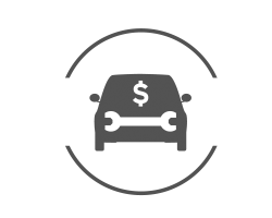 AutoNation Upfront Service Pricing icon