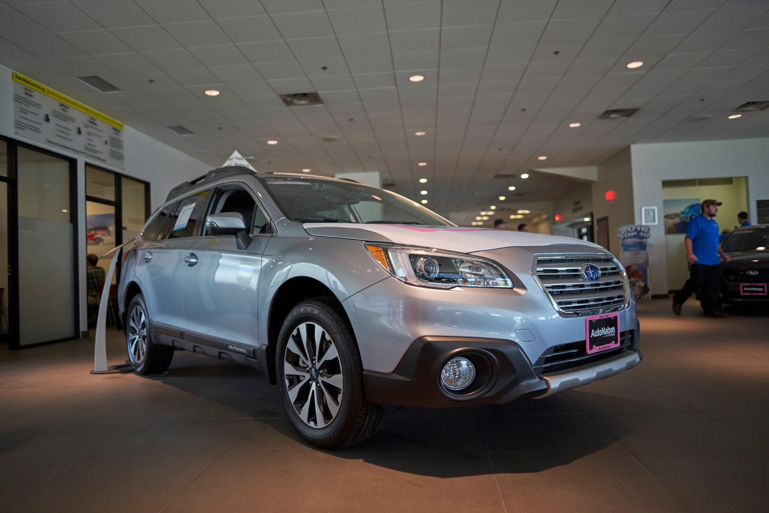 Centennial Subaru Dealer