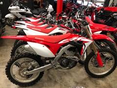 2018 HONDA CRF250R Honda CRF 250 R Motocross**VENDU**