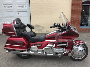 1998 HONDA Gold Wing HONDA GOLD WING 1500