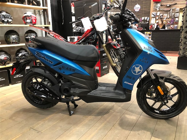 New 2018 PIAGGIO Typhoon 50 For Sale   STE-THERESE QC