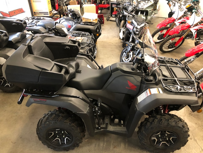 New 2019 HONDA Rubicon For Sale at Groupe Goulet | VIN: