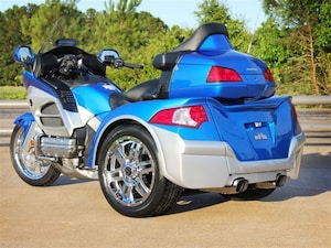 2017 HONDA GL1800 Goldwing Trike GL 1800 GOLDWING TRIKE Kit de Conversation
