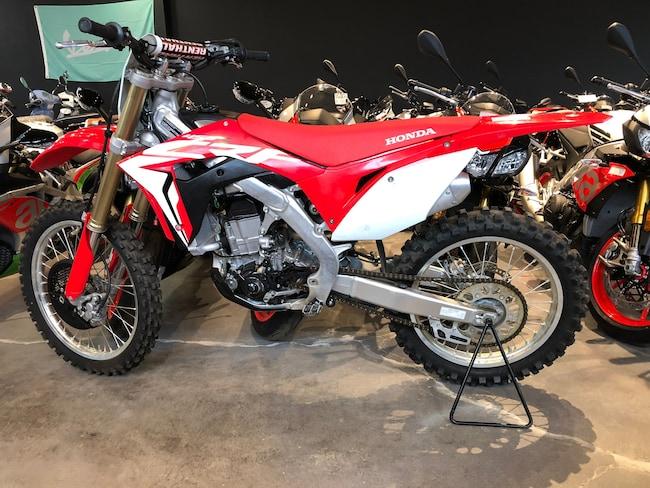2018 HONDA CRF450R Honda motocross crf 450r Démo
