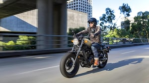 2018 HONDA Rebel Honda Rebel 500 ABS