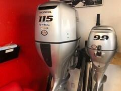 2018 HONDA Moteur 115 hp Rabais de 900$