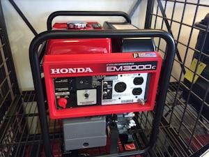 2017 Honda Génératrice Honda EM 3000 Watts