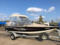 2011 CRESTLINER Fish Hawk 1750 WT *** VENDU *** Honda 90hp (2018 neuf)
