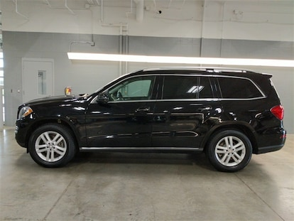 Used 2015 Mercedes-Benz GL-Class For Sale at Audi Sioux
