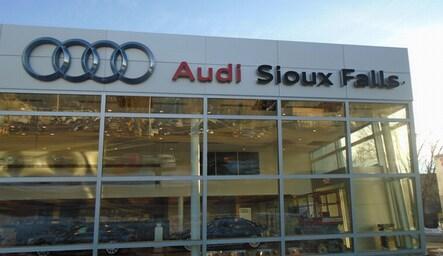 About Audi Sioux Falls in Sioux Falls, South Dakota   Audi ...