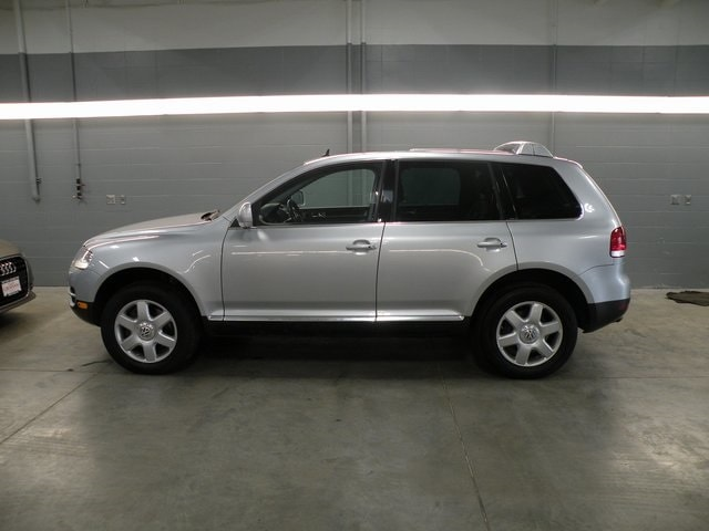 Used 2004 Volkswagen Touareg For Sale at Graham Automotive