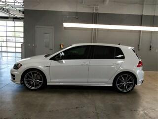 2017 Volkswagen Golf R DCC & Navigation 4motion Hatchback