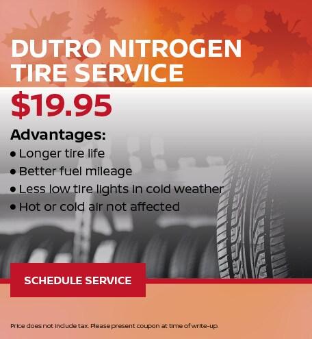 Dutro Nitrogen Tire Service
