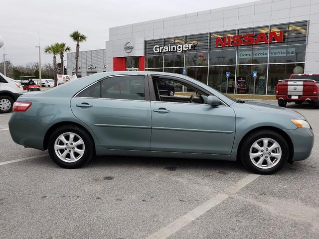 Featured pre owned vehicles 2007 Toyota Camry LE Sedan for sale near you in Savannah, GA