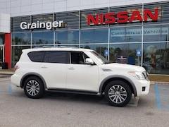 New Nissan 2019 Nissan Armada SL SUV for sale in Savannah, GA