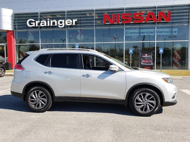 Featured pre owned vehicles 2016 Nissan Rogue SL SUV for sale near you in Savannah, GA