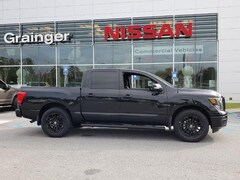 New Nissan 2019 Nissan Titan SV Truck Crew Cab for sale in Savannah, GA
