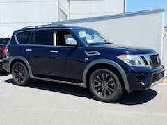 New Nissan 2018 Nissan Armada Platinum SUV for sale in Savannah, GA