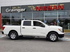 New Nissan 2019 Nissan Titan S Truck Crew Cab for sale in Savannah, GA