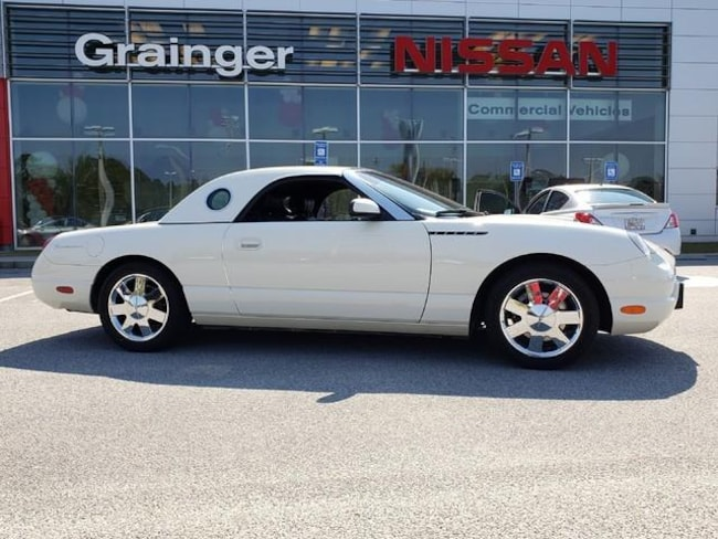 Used 2002 Ford Thunderbird 2dr Conv w/Hardtop Deluxe Convertible for sale in Savannah, GA