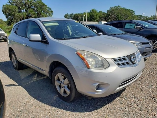 Used 2013 Nissan Rogue S SUV for sale in Savannah, GA