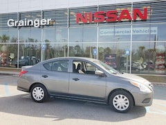 New Nissan 2019 Nissan Versa 1.6 S+ Sedan for sale in Savannah, GA