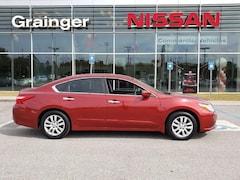 Bargain used vehicles 2016 Nissan Altima 2.5 S Sedan for sale near you in Savannah, GA