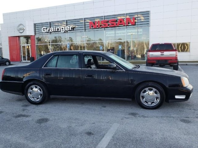 Used 2001 CADILLAC DEVILLE Base Sedan for sale in Savannah, GA