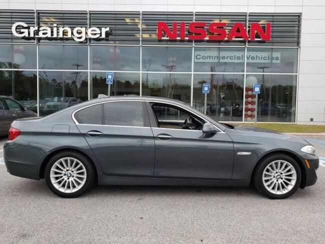 Used 2012 BMW 535i Sedan for sale in Savannah, GA