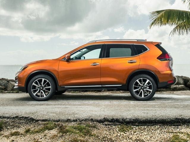 Thanks To The Availability Of A Third Row Of Seats, The Nissan Rogue Stands  Out As The Most Versatile  And Highest Passenger Capacity  Crossover Option  In ...