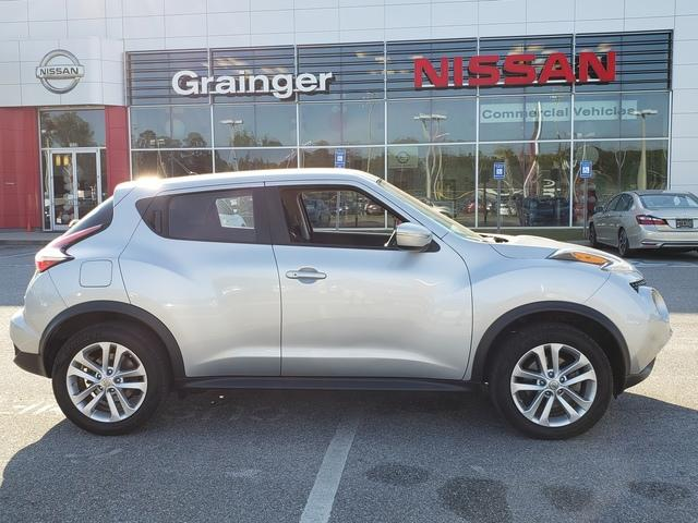 Featured pre owned vehicles 2016 Nissan Juke S SUV for sale near you in Savannah, GA