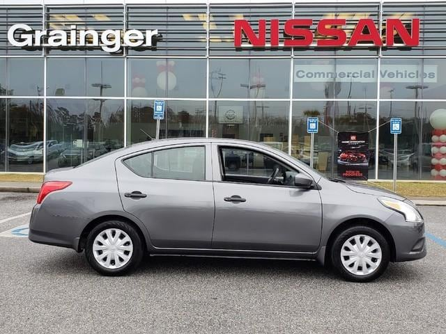 Featured pre owned vehicles 2017 Nissan Versa 1.6 S Sedan for sale near you in Savannah, GA