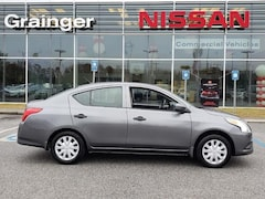 Bargain used vehicles 2017 Nissan Versa 1.6 S Sedan for sale near you in Savannah, GA